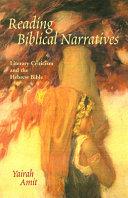 Reading Biblical Narratives Book