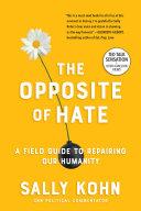 The Opposite of Hate Pdf/ePub eBook