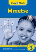 Books - Study & Master Mmetse Puku ya Mosomo Mphato wa 3 | ISBN 9781107653283