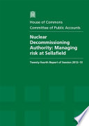 Nuclear Decommissioning Authority Book PDF