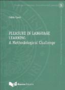 Pleasure in Language Learning