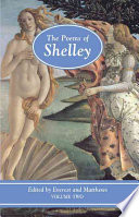 The Poems of Shelley  1817 1819