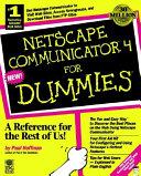 Netscape Communicator 4 For Dummies