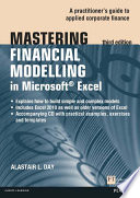Mastering Financial Modelling In Microsoft Excel 3rd Edn