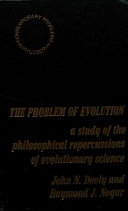The Problem of Evolution