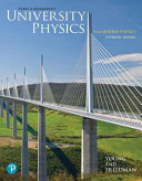University Physics with Modern Physics Plus Mastering Physics with Pearson EText    Access Card Package