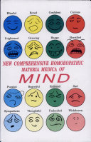 New Comprehensive Homeopathic Materia Medica of Mind ebook