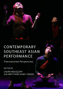 Contemporary Southeast Asian Performance