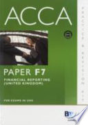 Acca - F7 Financial Reporting (Gbr)