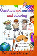 Question and Answer and Coloring Book
