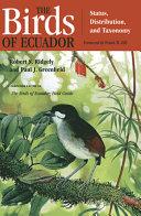 The Birds of Ecuador: Field guide