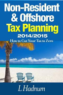 Non Resident   Offshore Tax Planning 2014 2015