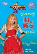 Hannah Montana: Hit or Miss Pdf/ePub eBook