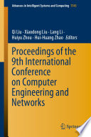 Proceedings Of The 9th International Conference On Computer Engineering And Networks Book PDF