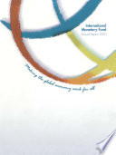 International Monetary Fund Annual Report 2001