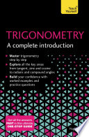 Trigonometry A Complete Introduction