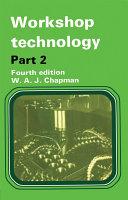 Pdf Workshop Technology Part 2 Telecharger