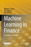 Machine Learning in Finance