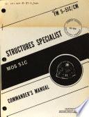 Structures Specialist