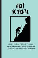 Grit Journal