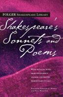 Shakespeare's Sonnets & Poems Pdf/ePub eBook