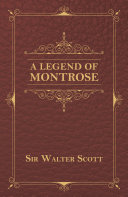 Pdf A Legend Of Montrose