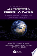 Multi-Criteria Decision Analysis