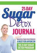 21 Day Sugar Detox Journal Book