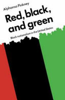 Red Black and Green