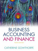 Cover of Business Accounting & Finance