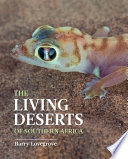 The Living Deserts of Southern African Book