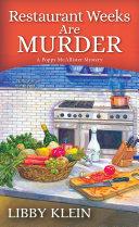 Pdf Restaurant Weeks Are Murder