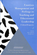 Emotion Management and Feelings in Teaching and Educational Leadership Book