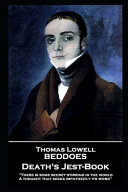Thomas Lovell Beddoes - Death's Jest-Book