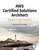 Aws Certified Solutions Architect Practice Tests
