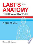 """""""Last's Anatomy: Regional and Applied"""" by Mcminn"""