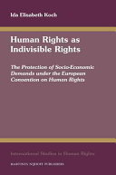 Human Rights As Indivisible Rights