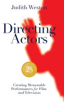 Directing Actors   25th Anniversary Edition   Case Bound Book PDF