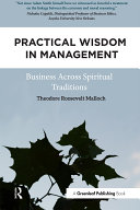 Practical Wisdom in Management