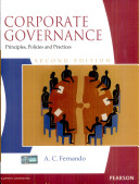 Corporate Governance: Principles, Polices and Practices, 2/e ebook