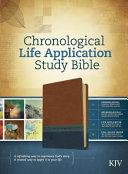Chronological Life Application Study Bible Book
