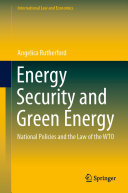 Energy Security and Green Energy