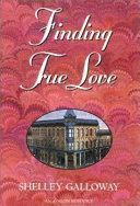 Finding True Love Book