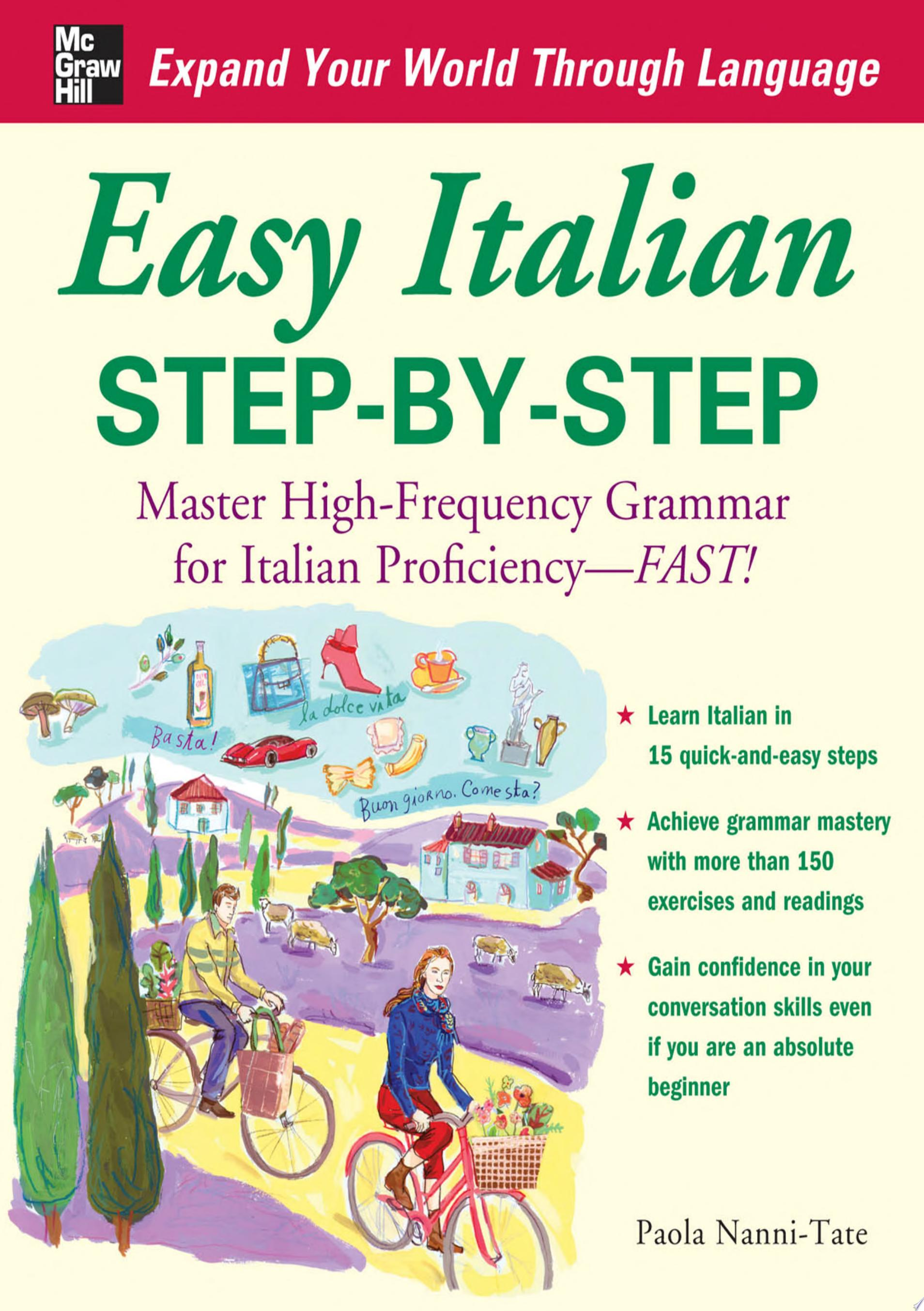 Easy Italian Step by Step