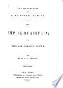The Empire of Austria