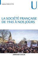 Pdf La société française de 1945 à nos jours Telecharger