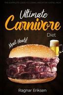 Ultimate Carnivore Diet