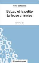 Pdf Balzac et la petite tailleuse chinoise de Dai Sijie (Fiche de lecture) Telecharger