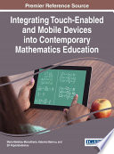 Integrating Touch Enabled and Mobile Devices into Contemporary Mathematics Education