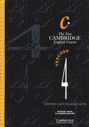 The New Cambridge English Course 4 Teacher s Book